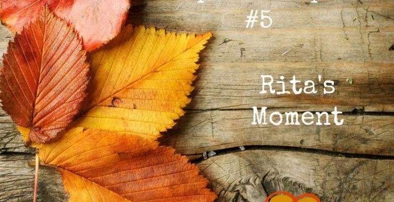 Glimpse of Spirit #5: Rita's Story