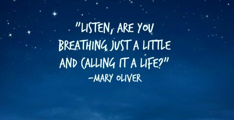 Six simple tips to enhance each breath.