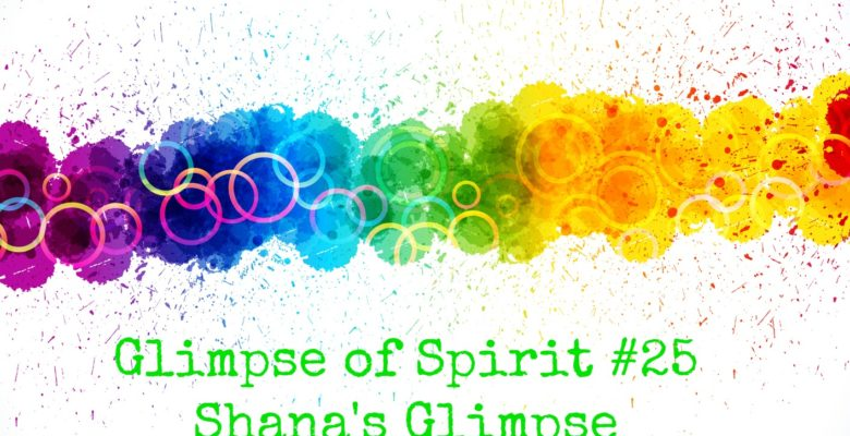 Glimpse of Spirit #25: Shana's Glimpse